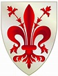 Republic of Florence | Coat of arms, French symbols, Fleur ...