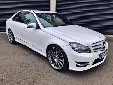 Mercedes 2013 C250 by 2013 Mercedes C250 Amg Sport Blueefficiency Auto Not C220