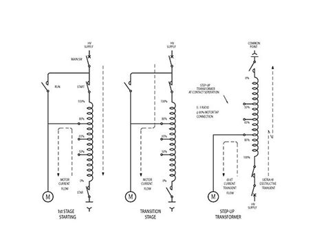 single phase autotransformer wiring diagram delta wye