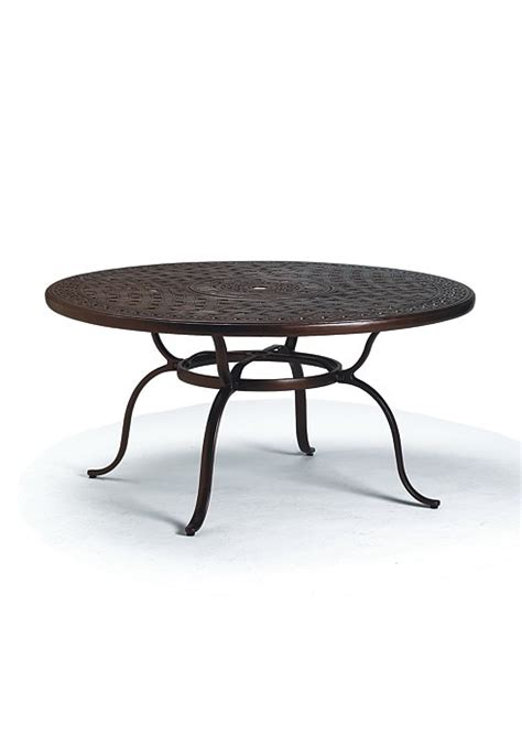 dining table 55 quot garden terrace pattern with