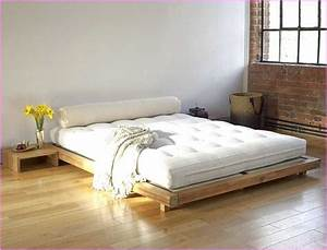 Japanese Style Bed Frame Incredible Homes Build