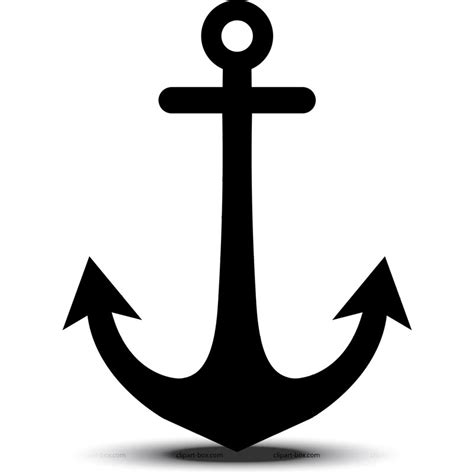 Boat Anchor Clipart by Nautical Graphics Cliparts Co
