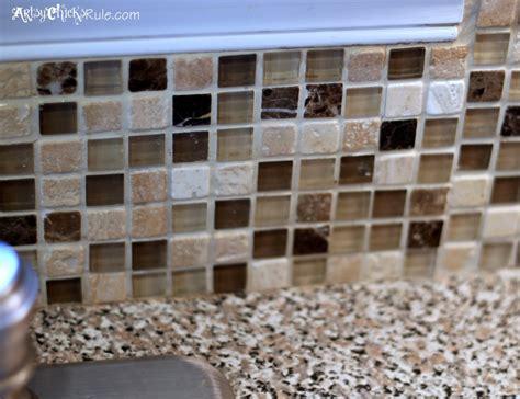 Kitchen Tile Backsplash (doityourself)  Artsy Chicks Rule®