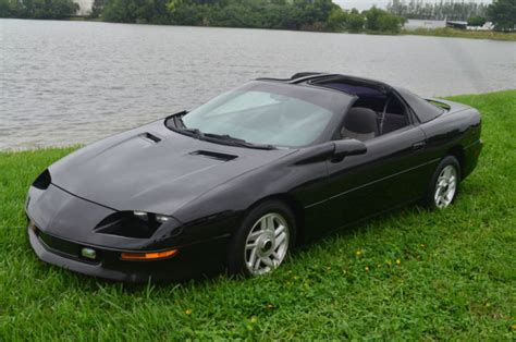 best v6 sports cars 1994 chevrolet camaro v6 t top 5 speed manual rust free