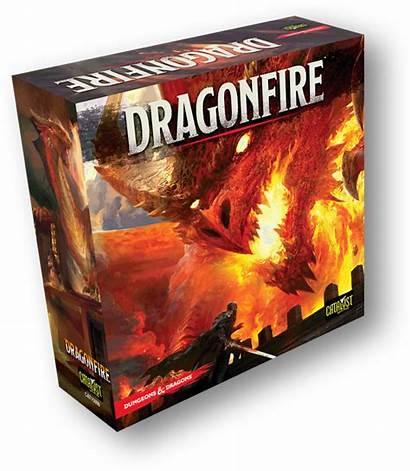 Board Dragonfire Games