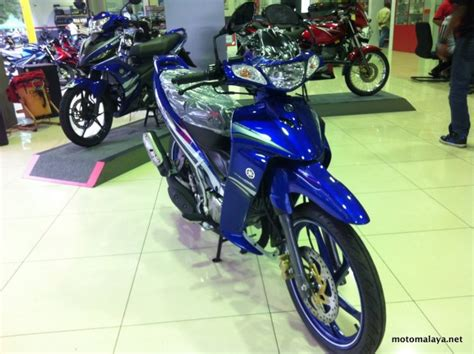 2012 yamaha 125zr gp edition live at gtmax motors shah alam rm7600 otr