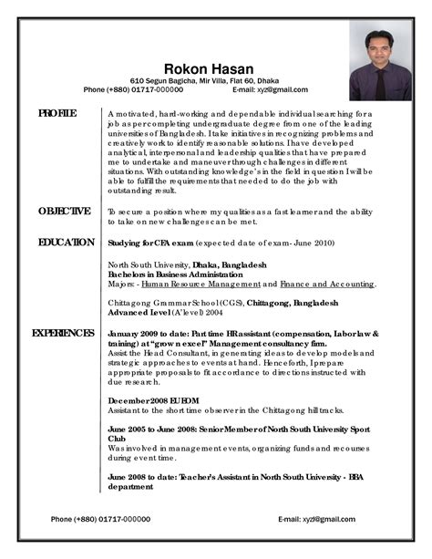 professional resume and cv writing best photos of professional cv exles professional cv