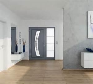 porte interieure design r novation lapeyre vos portes d With porte d entrée alu avec plan de travail sur mesure salle de bain