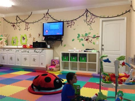 converted  garage   beautiful home daycare