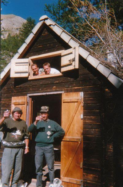 notre refuge en montagne location de chalets aux orres