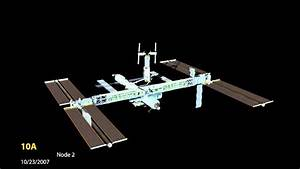 Iss International Space Station Assembly Sequence Hd 720p