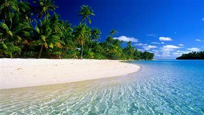 Tropical Beach Paradise Island Exotic Beaches Nature