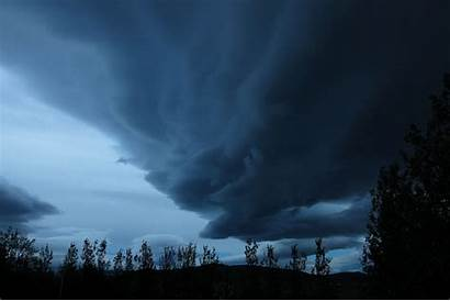 Weather Stormy Tomorrow Office Met Thunderstorm Icelandic