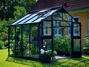 Gewächshaus Aus Glas : juliana gew chshaus premium 8 8 grau schwarz gew chsh user ~ Whattoseeinmadrid.com Haus und Dekorationen