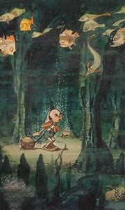 Pinocchio paintings search result at PaintingValley.com