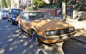 THE STREET PEEP: 1981 Ford Mustang Hatchback