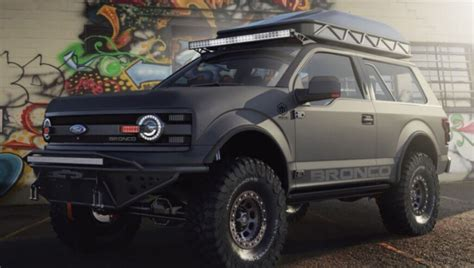 ford bronco  road reveal latest news ford