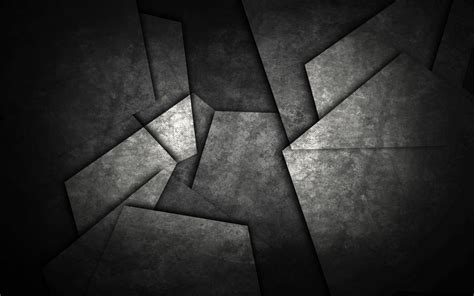 Abstract Black Triangle Wallpaper by Minimalism Abstract Monochrome Pattern Geometry