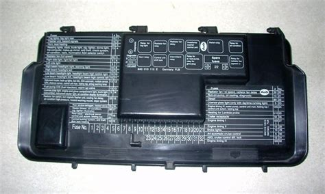 1996 Audi Fuse Box by 1996 Audi A6 Quattro Fuse Box Wiring Diagram For Free