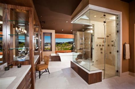 steam showers   home spa  luxury