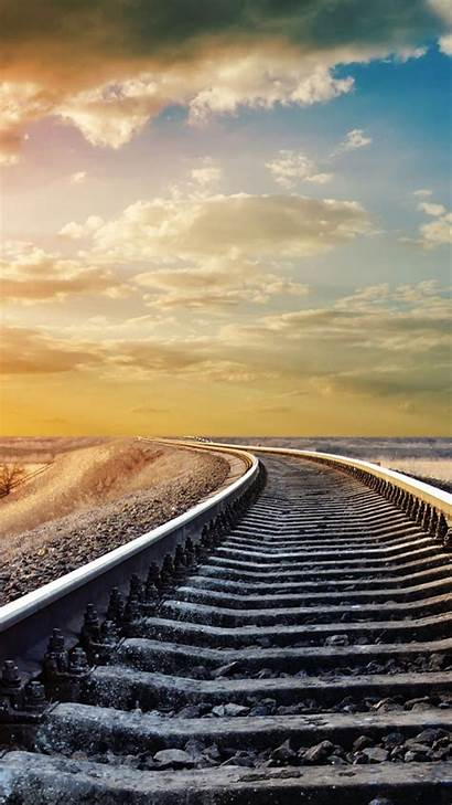 Wallpapers 720 1280 Desktop Railroad Android Mobile