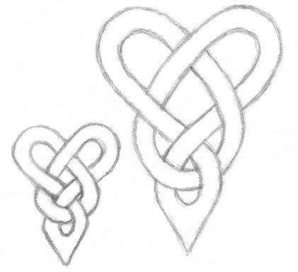 love knot tattoo drawings tattoobitecom