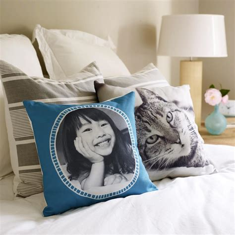 personalized photo pillows personalized photo pillows for gifts decor