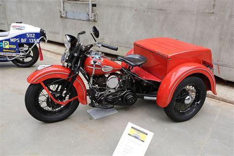 1946 Harley Type G Servi-car