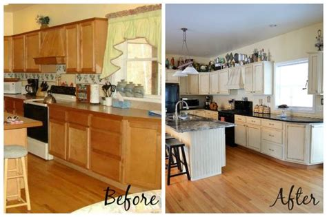 chalk paint kitchen cabinets before and after kitchen makeover using chalk paint by sloan hometalk 9802