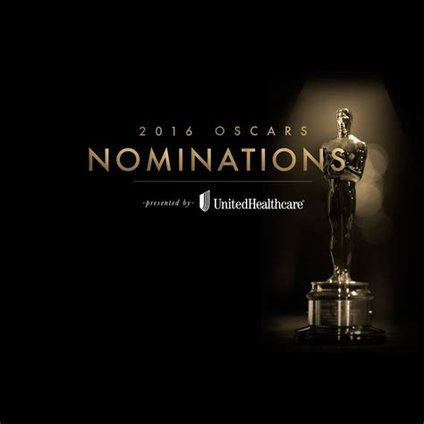 Academy Awards Best Picture See The List Of 2016 Oscar Nominations Including Best