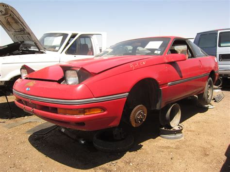 Ford Probe Car by Junkyard Find 1989 Ford Probe The About Cars