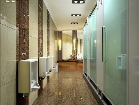 Restroom Design, Toilets And