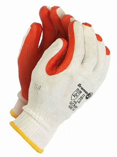 Gloves Crayfish Rubber Dromex Safety Wear Protection