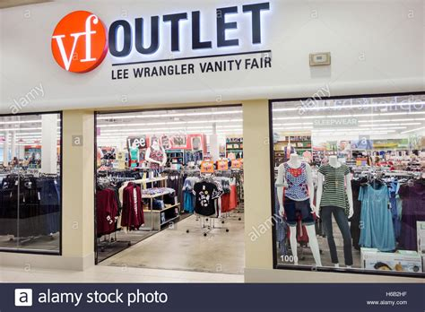 vanity fair outlets st augustine florida outlets shopping front