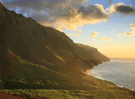 Kalalau Valley And Beach Na Pali Coast Kauai