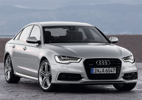 Most Wanted Cars Audi A6 2018