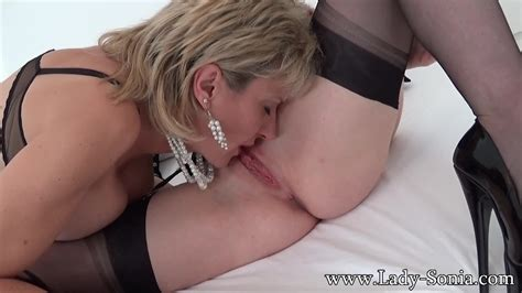 Blonde And Redhead Milfs In Hot Lesbian Action Pichunter