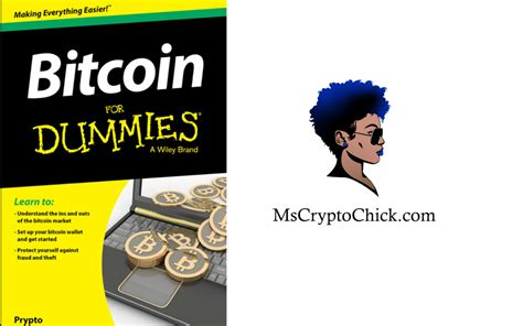 I'll cover what bitcoin is, where it originated, who is using them, and where to store them. Bitcoin For Dummies | MsCryptoChick