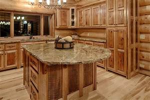 Broken Bow, OK - Rustic - Kitchen - Dallas - by ...