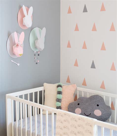 chambre stella une chambre bebe en gris pastel chiara stella home