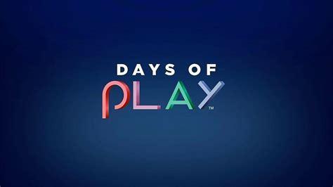 Playstation Days of Play İndirimleri Başlıyor | MisteRNOOB