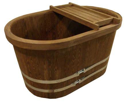 baignoire japonaise bois chaios com