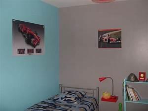 Chambre Garçon 6 Ans : excellent le lit de mon bonhomme with deco chambre garcon 6 ans ~ Farleysfitness.com Idées de Décoration