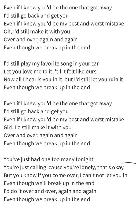 Thank you for bringing my attention to this rendition. Country songs about unrequited love.