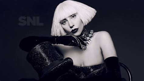 Watch Lady Gaga Takes Over Snl & Performs With R Kelly (full Episode) Jojocrewscom