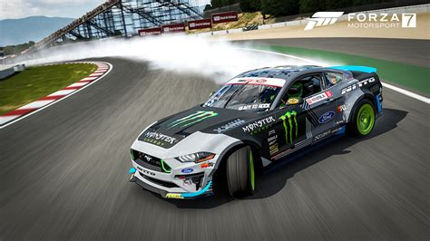 Ford Mustang Drift Nuerburgring by Forza Motorsport Forza Motorsport 7 March 2019 Update