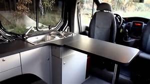 Zabudowa Busa Na Kamper  Trafic  Vivaro  Primastar Camper