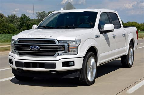 2018 Ford F150 Reviews And Rating  Motor Trend