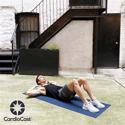Bodyweight Crunches Guide