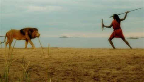 maasai suku dayak versi afrika sang penakluk singa yang